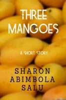 Cover for 'Three Mangoes'