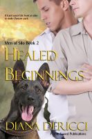 Cover for 'Healed Beginnings'