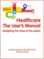 Cover for 'Healthcare, The User's Manual'