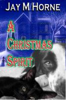 Cover for 'A Christmas Spirit'