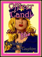 Cover for 'Officer Candi: Skank on the (Blow) Job'