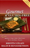 Cover for 'Gourmet & Gluten-Free'