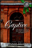 Cover for 'Captive'