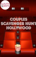 Cover for 'Couples Scavenger Hunt – Hollywood'