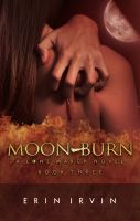 Cover for 'Moon-Burn (Lone March #3)'