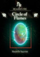 Cover for 'Circle of Flames (#6) (Dragon's Fire)'