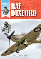 Cover for 'RAF Duxford - Heroes of the RAF'