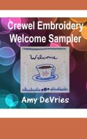 Cover for 'Crewel Embroidery Welcome Sampler'
