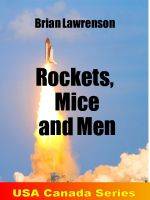 Cover for 'Rockets, mice and men'