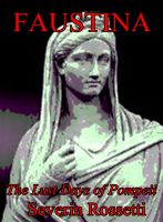 Cover for 'Faustina: The Lust Days of Pompeii'