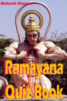 Cover for 'Ramayana Quiz Book'