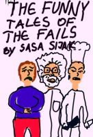 Cover for 'The Funny Tales of The Fails'