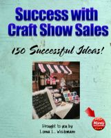 Cover for 'Success with Craft Show Sales'