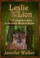 Cover for 'Leslie and the Lion'