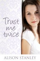 Cover for 'Trust Me Twice'
