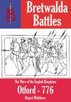 Cover for 'The Battle of Otford (776) - A Bretwalda Battle'