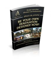 Cover for 'Design renovation dilemmas and fundamentals - Space Planning'