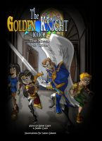 Cover for 'The Golden Knight #2: The Battle for Rone'