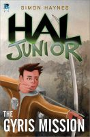 Cover for 'Hal Junior 3: The Gyris Mission'