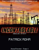 Cover for 'Incontrolable'