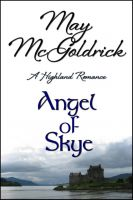 Cover for 'Angel of Skye'