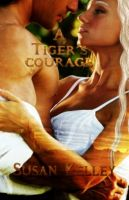 Cover for 'Tiger's Courage, A'