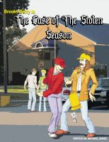 Cover for 'Brooks Berry In The Case Of The Stolen Season'