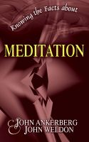 Cover for 'Knowing the Facts about Meditation'