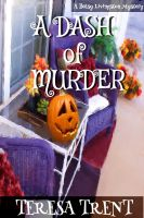 Cover for 'A Dash of Murder'