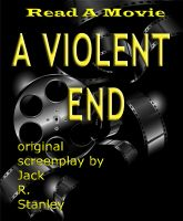 Cover for 'A Violent End'