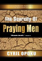 Cover for 'The Scarcity of Praying Men'