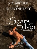 Cover for 'Scars of Silver'