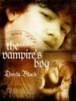 Cover for 'The Vampire's Boy'