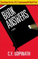 Cover for 'The Book of Answers'