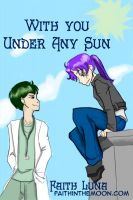 Cover for 'With You Under Any Sun 1'