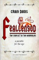 Cover for 'Feallengod: The Conflict in the Heavenlies'
