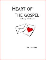 Cover for 'Heart of the Gospel:  A Message of God's Love'