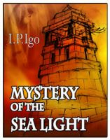 Cover for 'Mystery of the Sea Light'