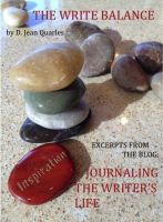 Cover for 'The Write Balance, Journaling the Writer's Life'