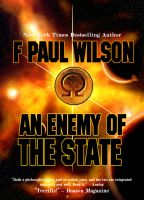 Cover for 'An Enemy of the State'