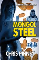 Cover for 'Mongol Steel'