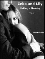 Cover for 'Zeke and Lily (Book Three): Making a Memory'