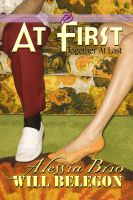 Cover for 'At First'