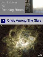 Cover for 'Crisis Among The Stars: Coming Shift in Cosmology'