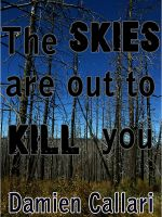 Cover for 'The skies are out to kill you'