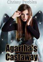 Cover for 'Agartha's Castaway - Book 9 in The Trapped in the Hollow Earth Novelette Series (The Conclusion)'
