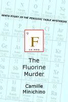Cover for 'The Fluorine Murder'