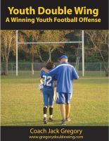 Cover for 'Youth Double Wing: A Winning Youth Offense'