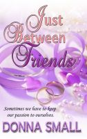Cover for 'Just Between Friends'
