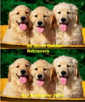 Cover for 'All about Golden Retrievers'
